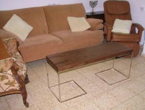 שולחן-נירוסטה-ועץ-01