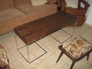 שולחן-נירוסטה-ועץ-02